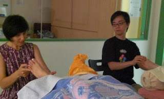Reflexology Workshop Hong Kong