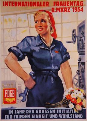 La mujer en alemania oriental