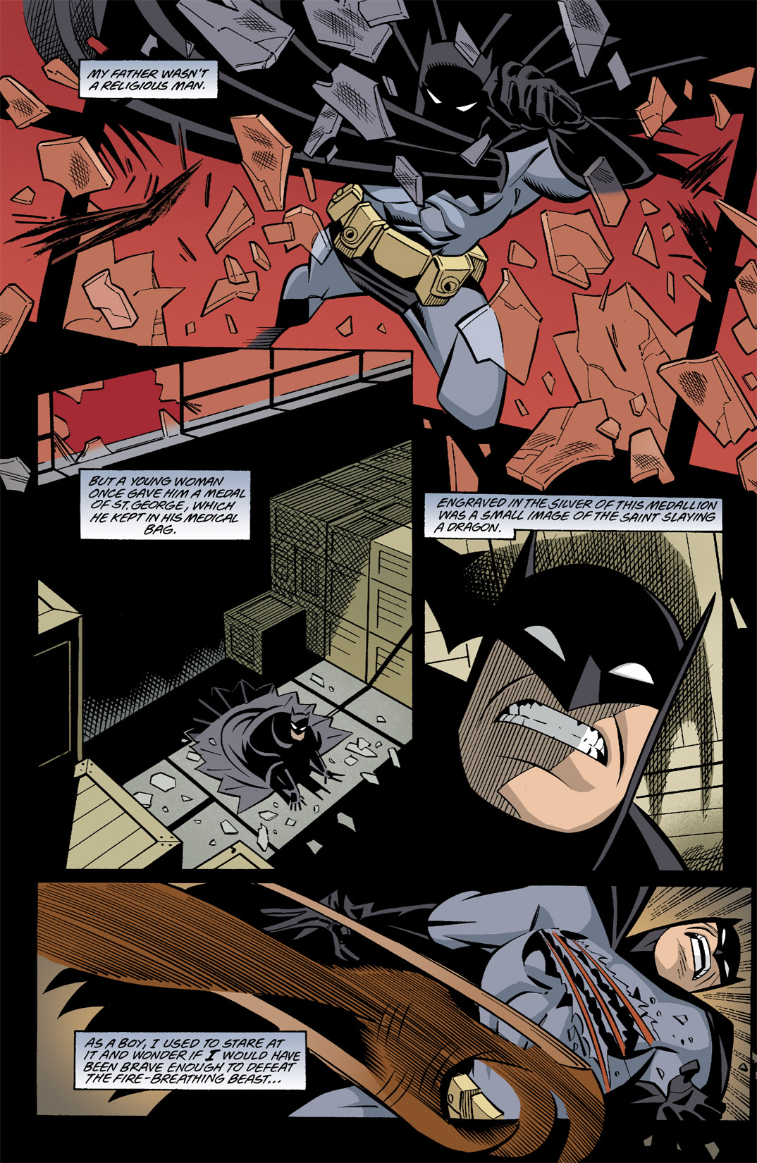 Detective Comics (1937) Issue #787 Page 2
