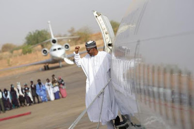 President Buhari leaves for South Africa tomorrow