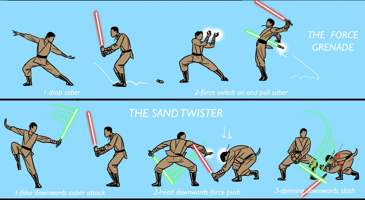 Star Wars Online Cool Games Lightsabers 106