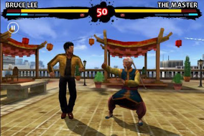 BRUCE LEE DRAGON WARRIOR | PLAY android APK