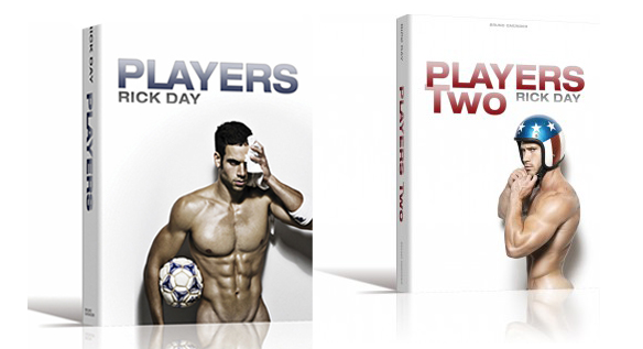 rick day players one two book