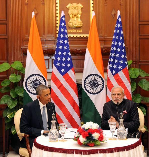 Modi-Obama's Mann Ki Baat programme