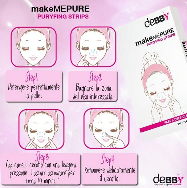 Debby MakeMEPURE