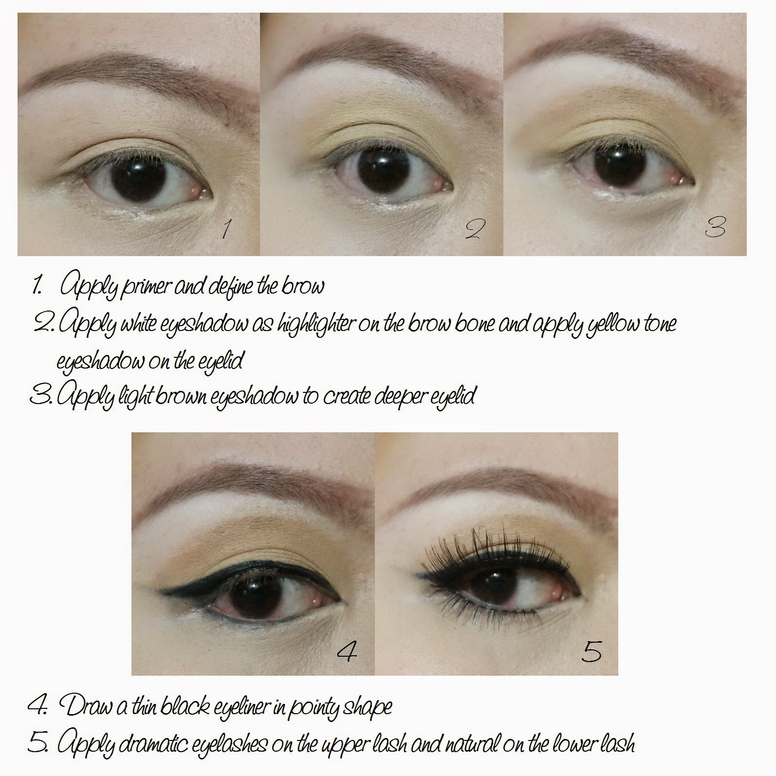 Sanny Lie Subroto Revlon Eyebrow Pencil Review And Tutorial