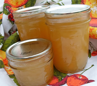 pineapple jam-small batch