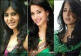Samantha's friendship with Anushka and Thamanna