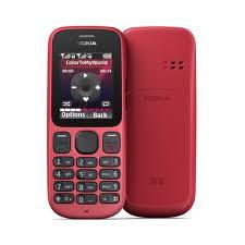 Nokia 101 Dual GSM Harga Rp. 349.000