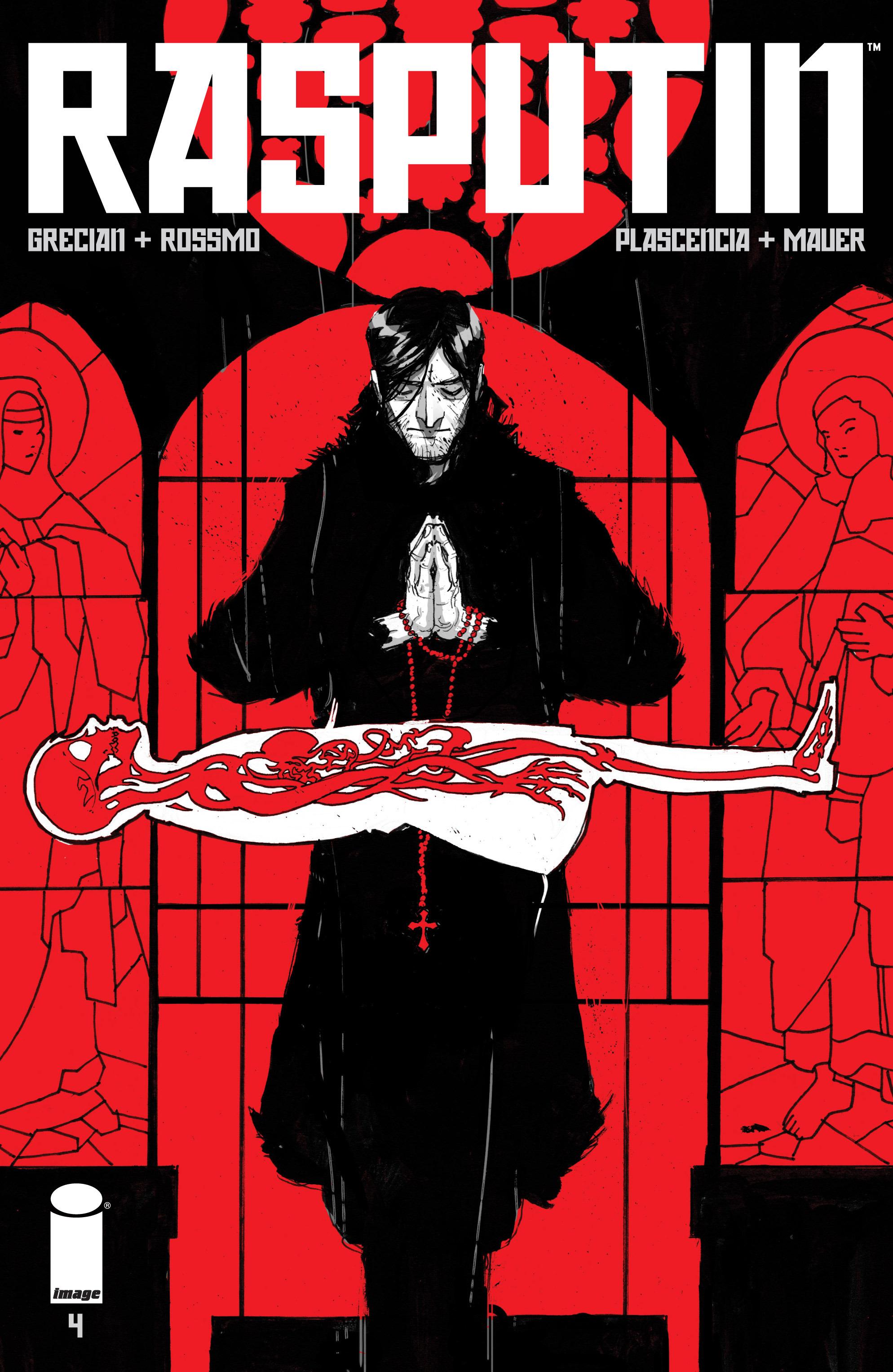 Rasputin issue 4 - Page 1
