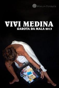 VIVI MEDINA - FOTOS DE MARCOS HOMEM