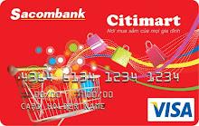 Thẻ tín dụng quốc tế Citimart