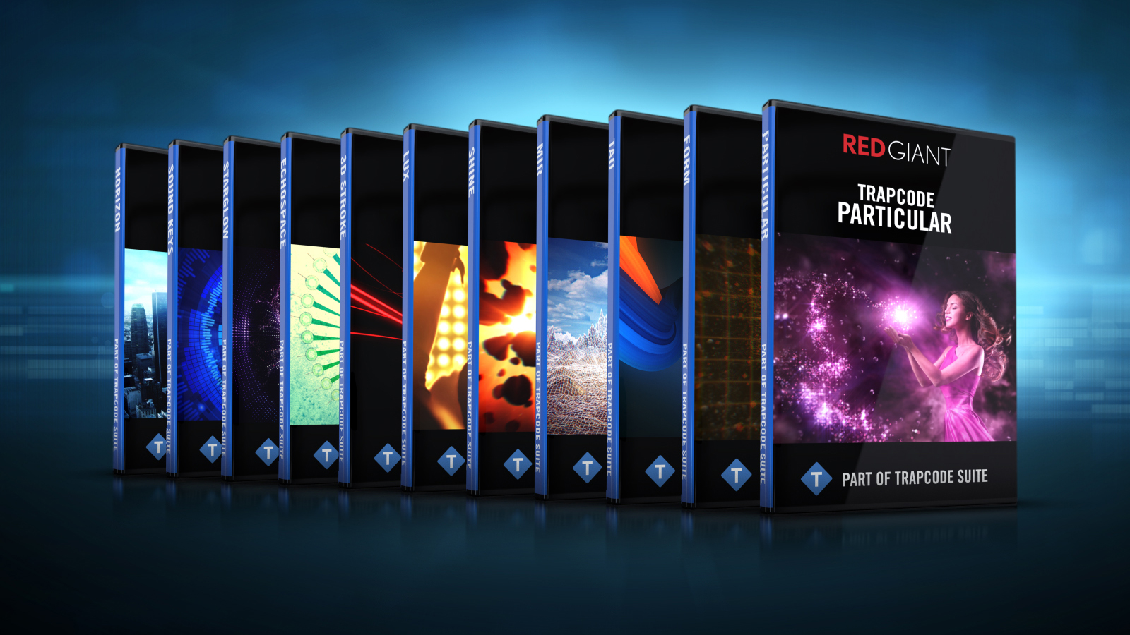 Red Giant Trapcode Suite 13 for After Effects - Plugins Reviews ...