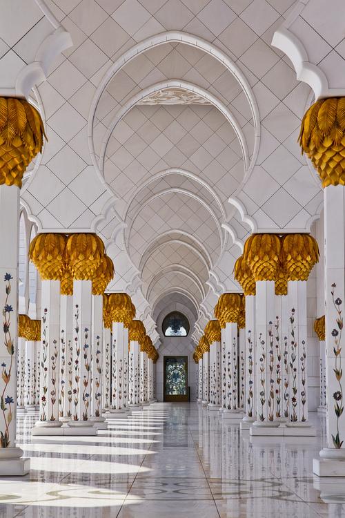 Sheikh Zayed Masjid Uae Islamic Photo Bank
