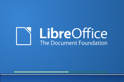 SplashScreen do Libre Office personalizada