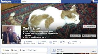 facebook timeline modifiche