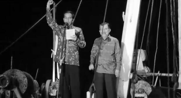 Mengintip Nobar Video Yang Ketu7uh - Video Dramatis Kemenangan Jokowi Sambut HUT RI ke 69