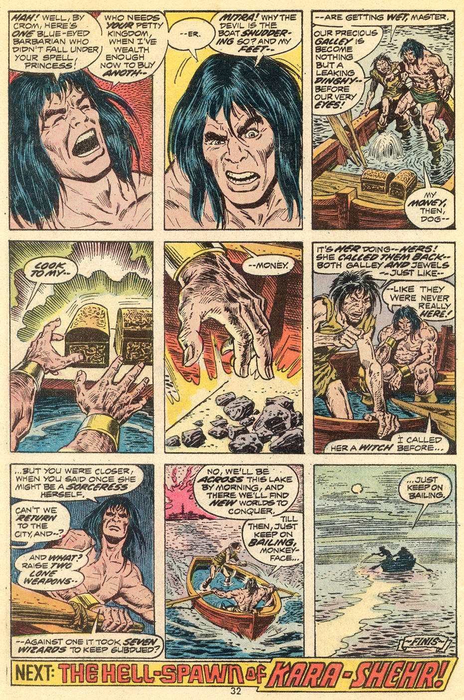 Conan the Barbarian (1970) Issue #34 #46 - English 20
