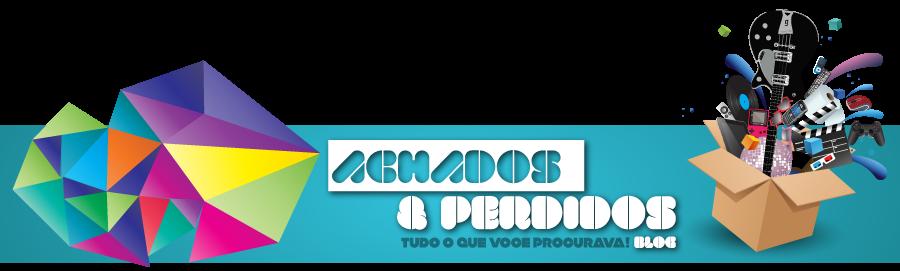 Achados e Perdidos Blog!