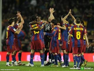 Lionel Messi fue galardonado con el Onze D'Or 2011