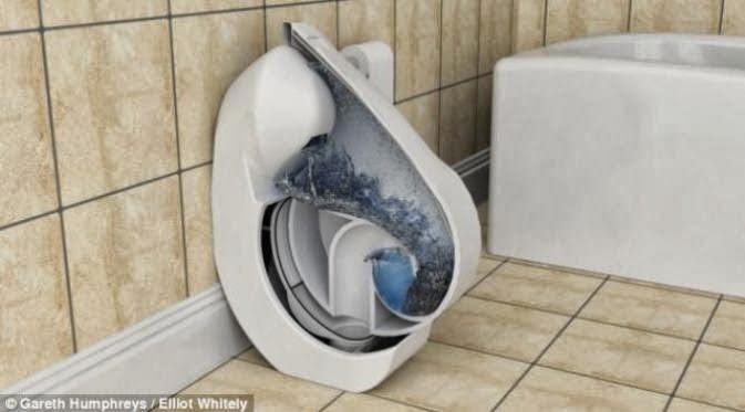 Toilet Lipat untuk Masa Depan