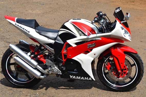 Yamaha Byson Full Fairing dan Half Fairing Terbaru