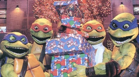 Shit Movie Fest: We Wish You A Turtle Christmas (25 Days of Shitmas ...