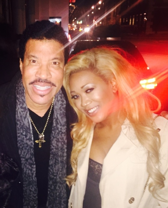 #LionelRichie though