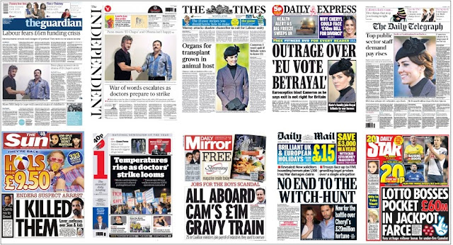 front pages Jan 11