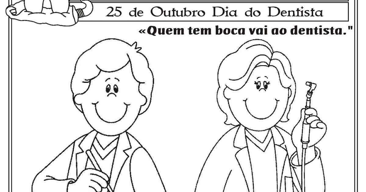 Well-known Atividades Dia do Dentista | Ideia Criativa - Gi Barbosa Educação  KB65
