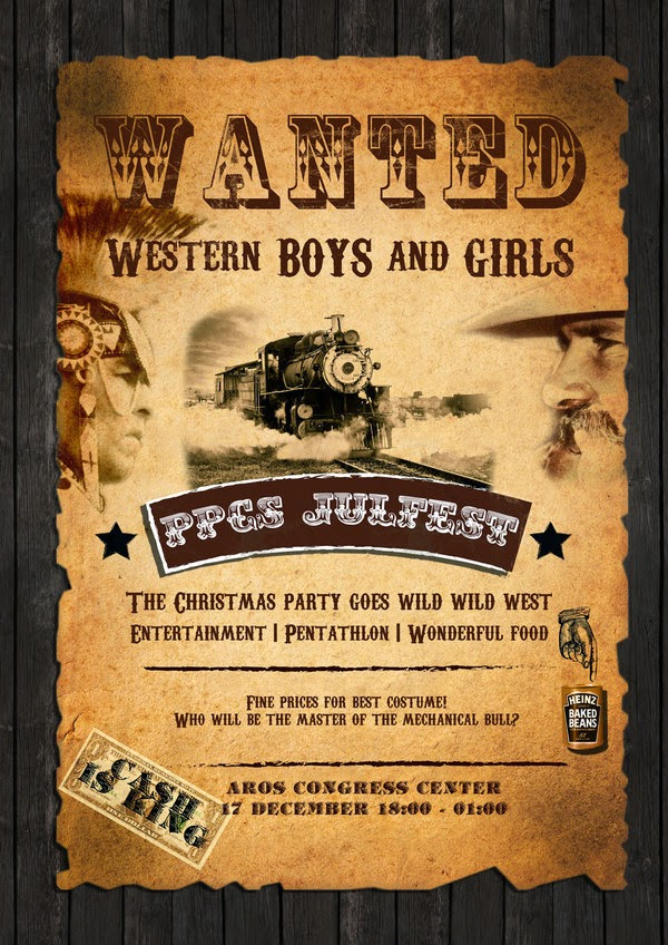 Fun \'N\' Frolic: Summer Party Theme: Wild West