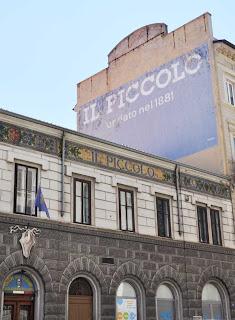 sede del Piccolo a Trieste