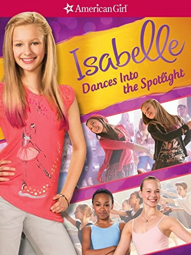 Isabelle Dances Into the Spotlight – DVDRIP LATINO