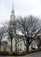 Primeira Igreja Batista em Providence