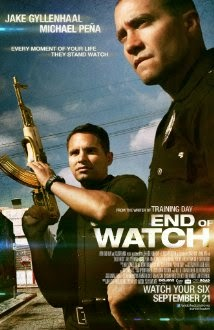 Watch End of Watch 2012 Online Free Putlocker