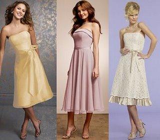 Vestidos para Convidados do Casamento