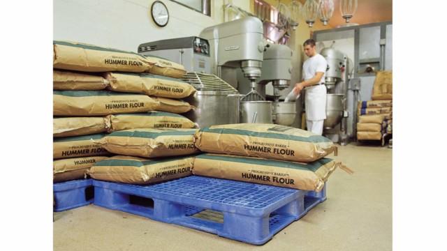 palet plastik industri pangan