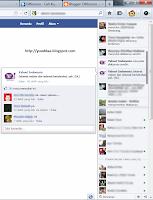Tampilan Facebook Berubah, Agustus 2011, Benarkah?