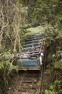 Scenic World Railway - World's steepest railway