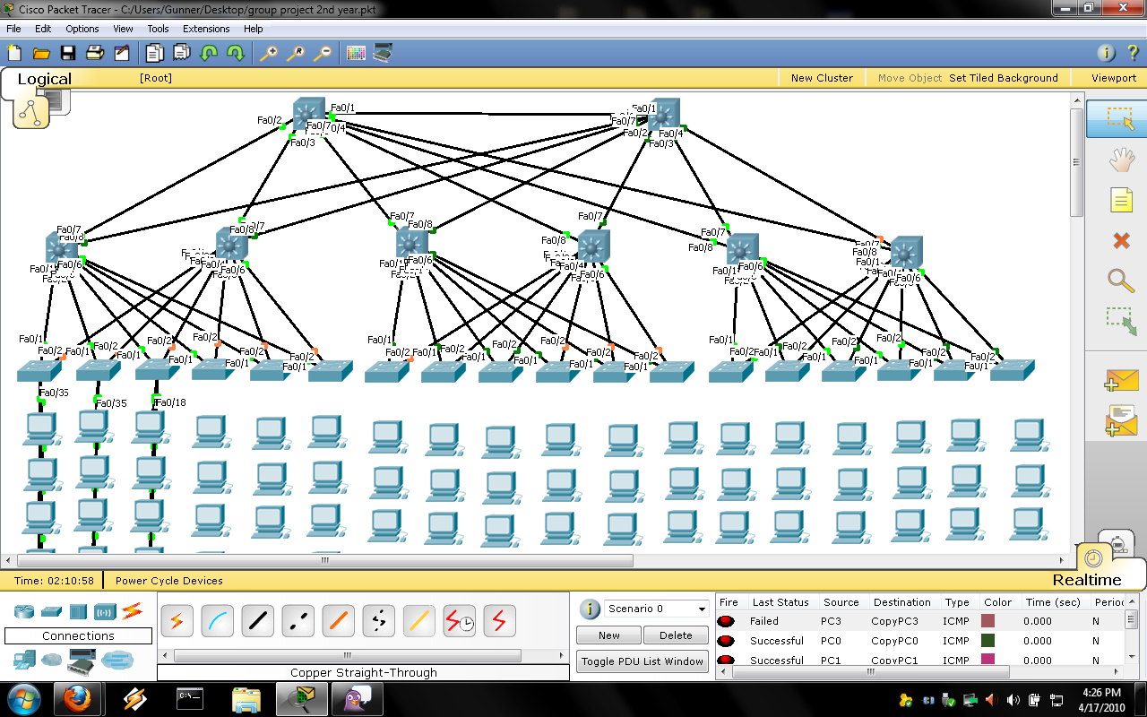 network design in packet tracer Troubleshoot and resolve network issues pka (49k) dylan vensel.