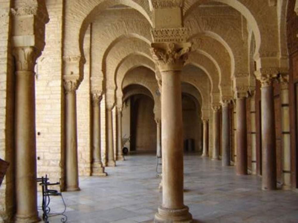 Great Mosque Kairouan Mihrab The Great Mosque of Kairouan