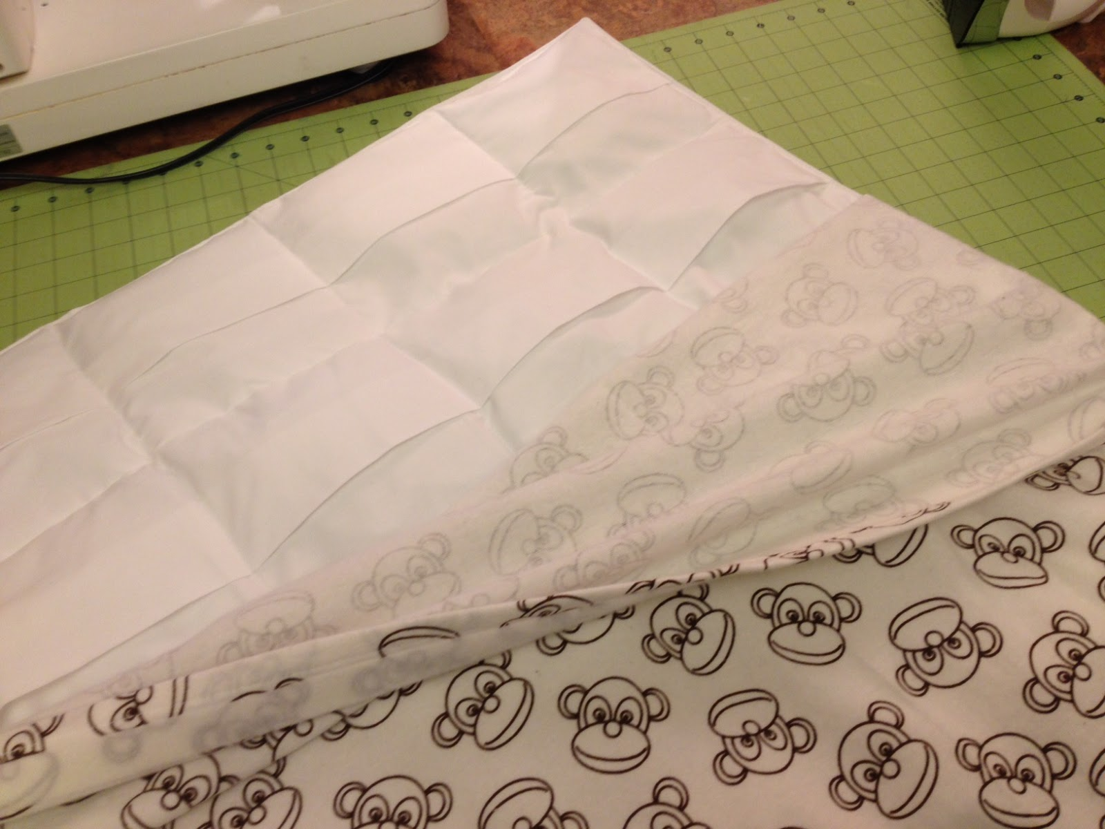 Confessions Of A Fabric Addict Weighted Blanket Tutorial
