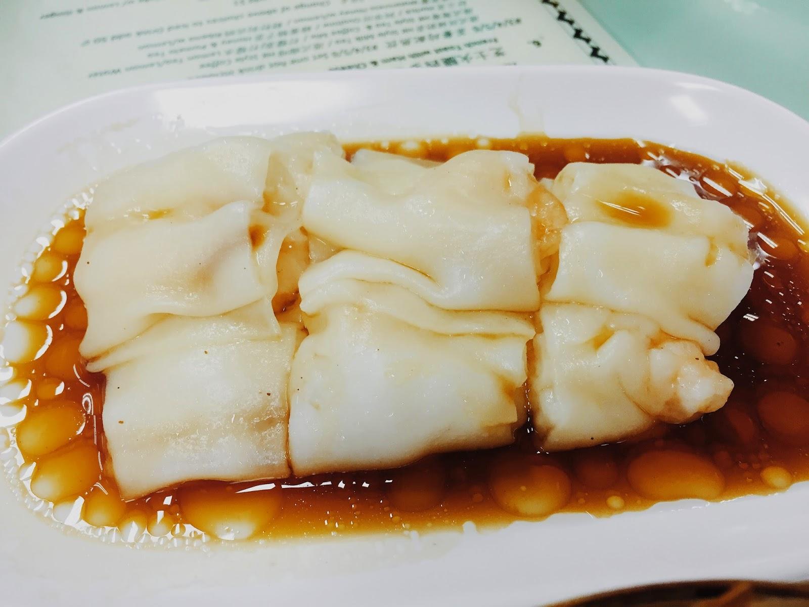 legendary hong kong food