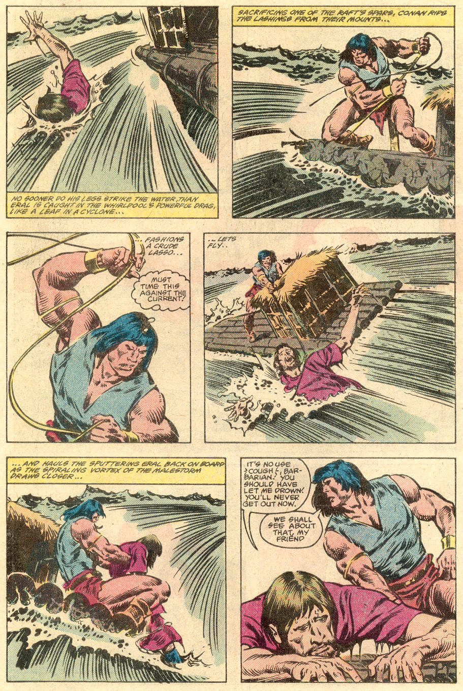 Conan the Barbarian (1970) Issue #136 #148 - English 13