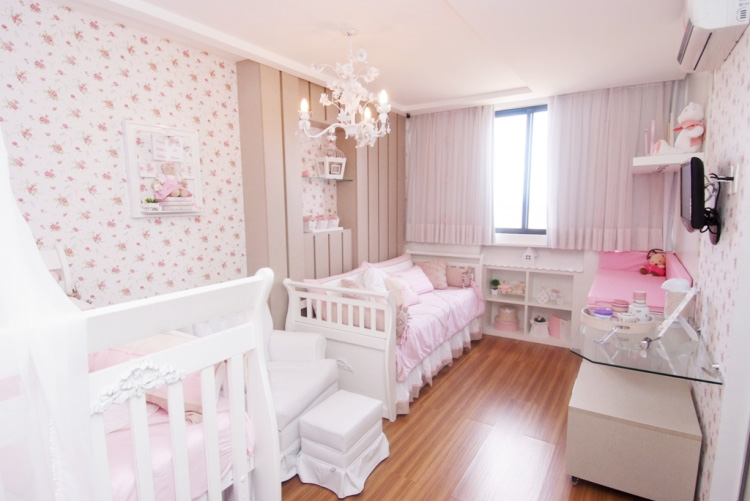 Quartos de meninas bebês veja decorações lindas! Decor  ~ Quarto Planejado Lindo