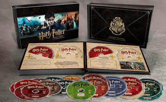 FINALMENTE! 'Harry Potter — Hogwarts Collection' em pré-venda no Brasil para novembro | Ordem da Fênix Brasileira