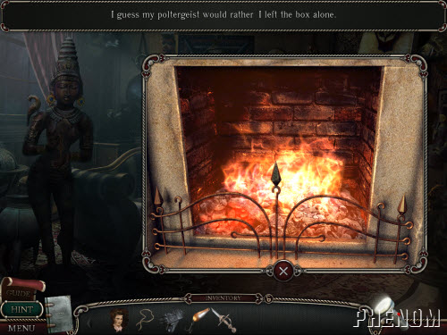 Shiver 2: Poltergeist Collector's Edition. You like the fire? Poltergeist like it!