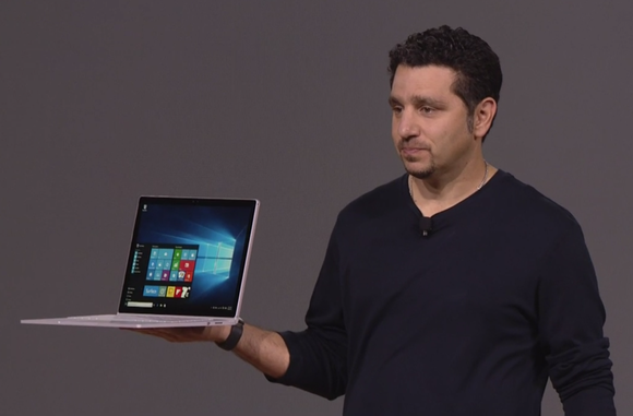 Surface Book, Jurus Microsoft Saingi Apple?
