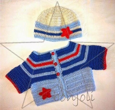 Bonjoli Huis Tuin En Keuken Babysetje Patroon En Kindercursus