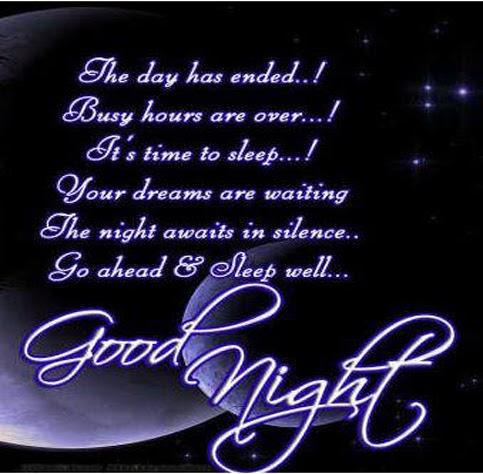 good night sleep well wallpaper
